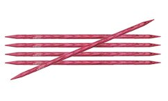 Knitter's Pride 6 in. Dreamz Double Point Needle Birchwood