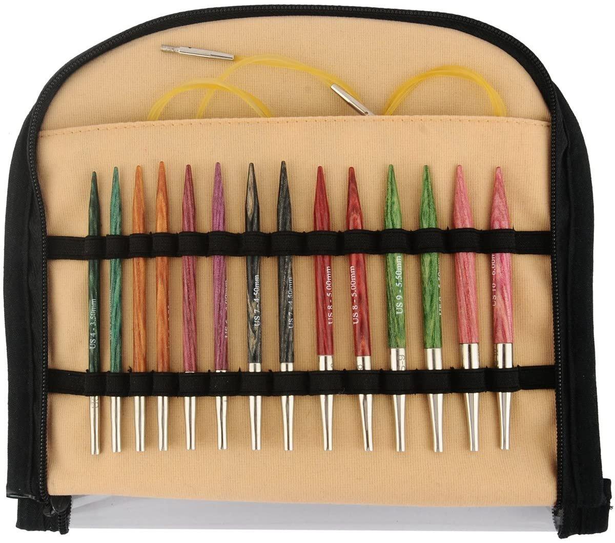 Knitter's Pride Dreamz Deluxe IC Needle Set