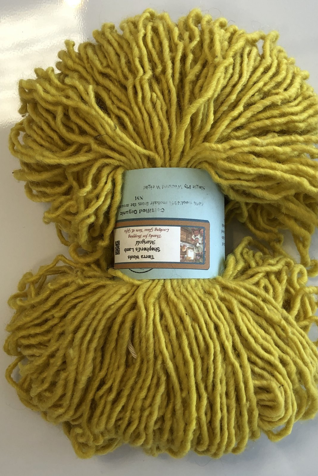 Tierra Wools Shepherd's Lamb Organic