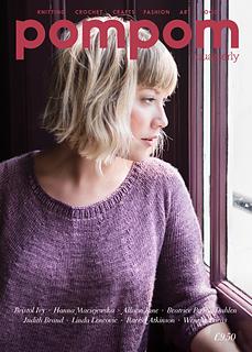 Pompom Books and Quarterly Magazines