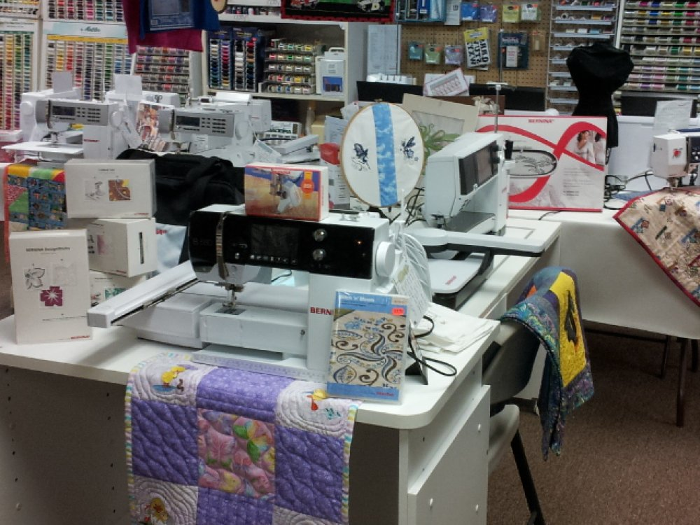 Sewing Center