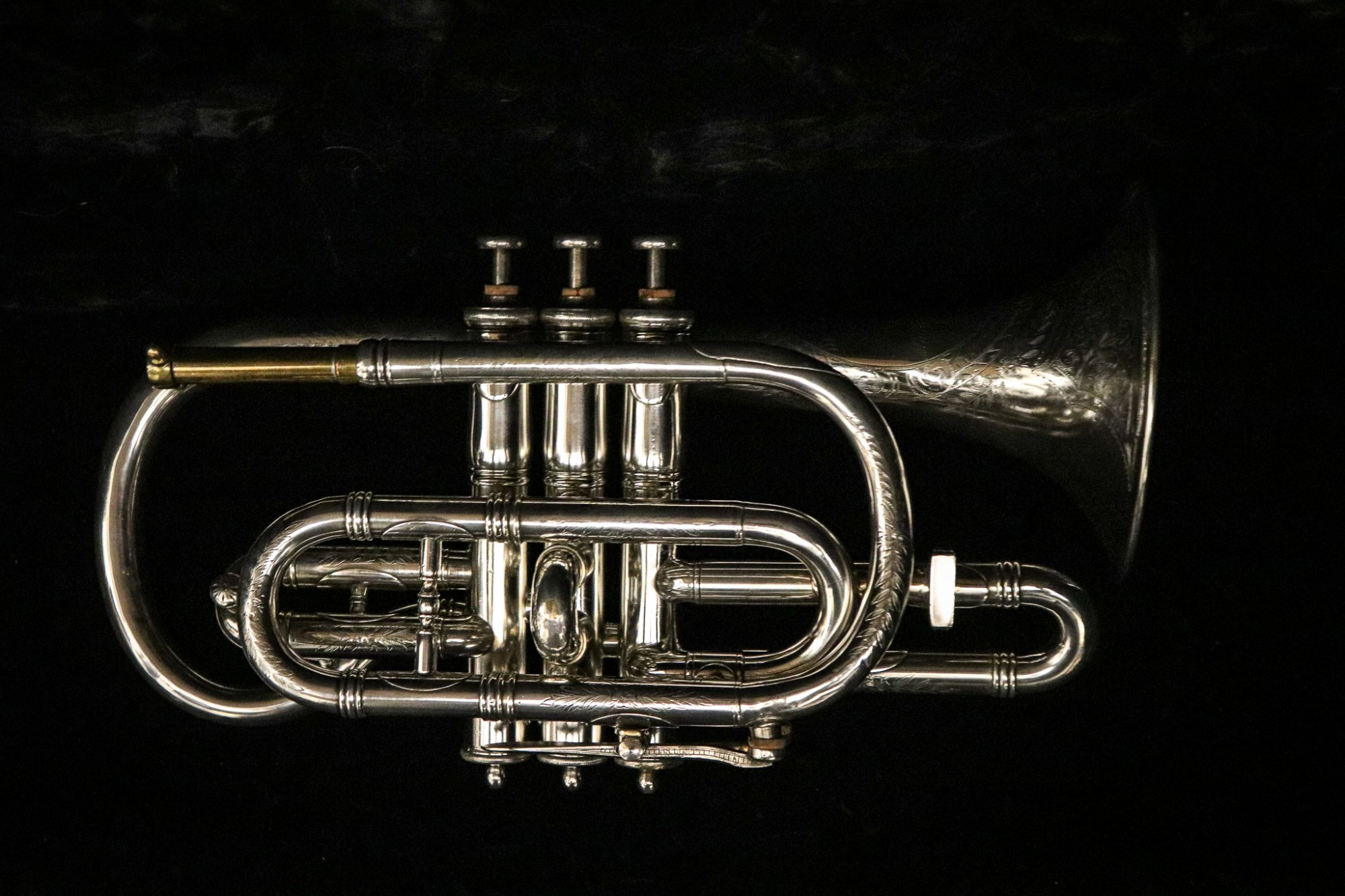 1907 Boston 3 Star Cornet