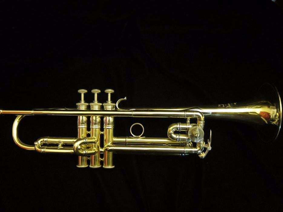 1926 New York Bach - Bb/A Rotor