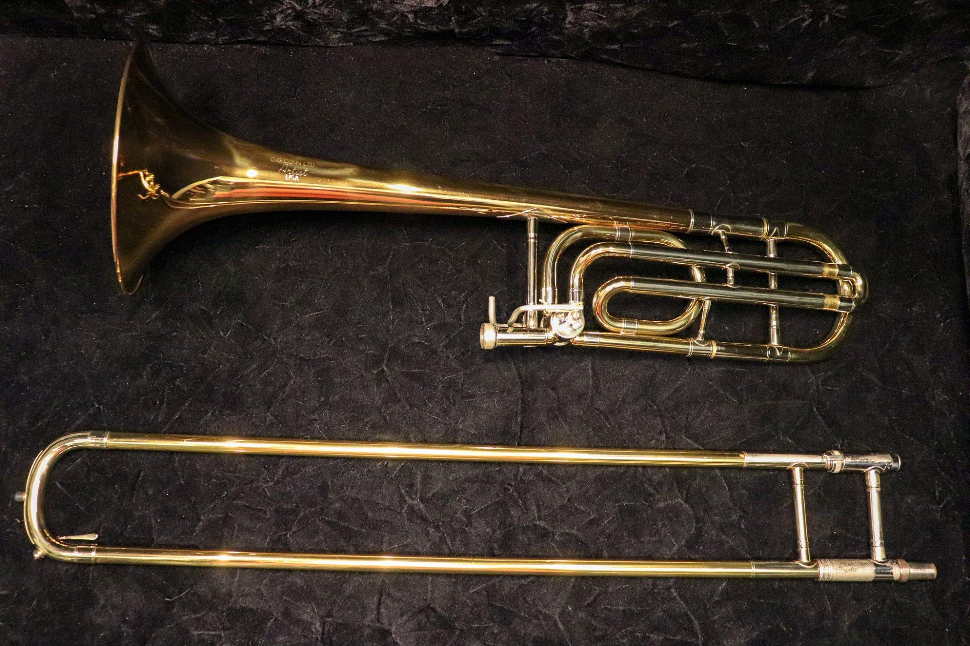 1991 Conn 79H Trombone