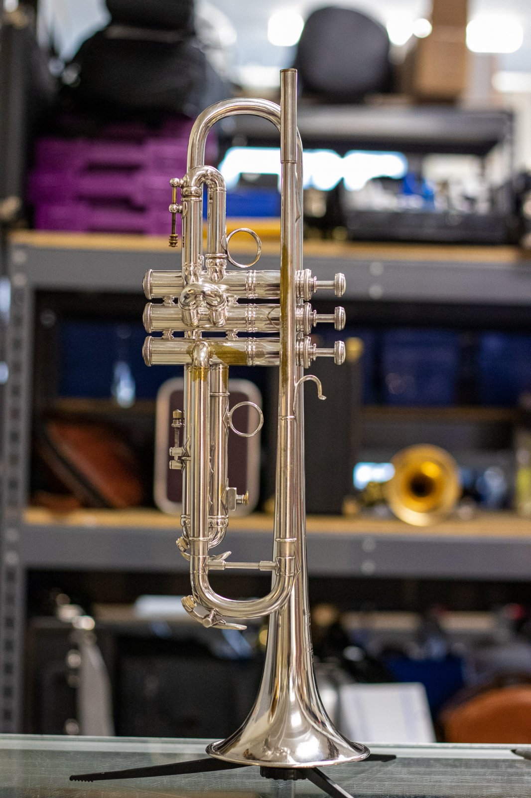 Max Schlossberg's 1929 NY Bach 6L/6