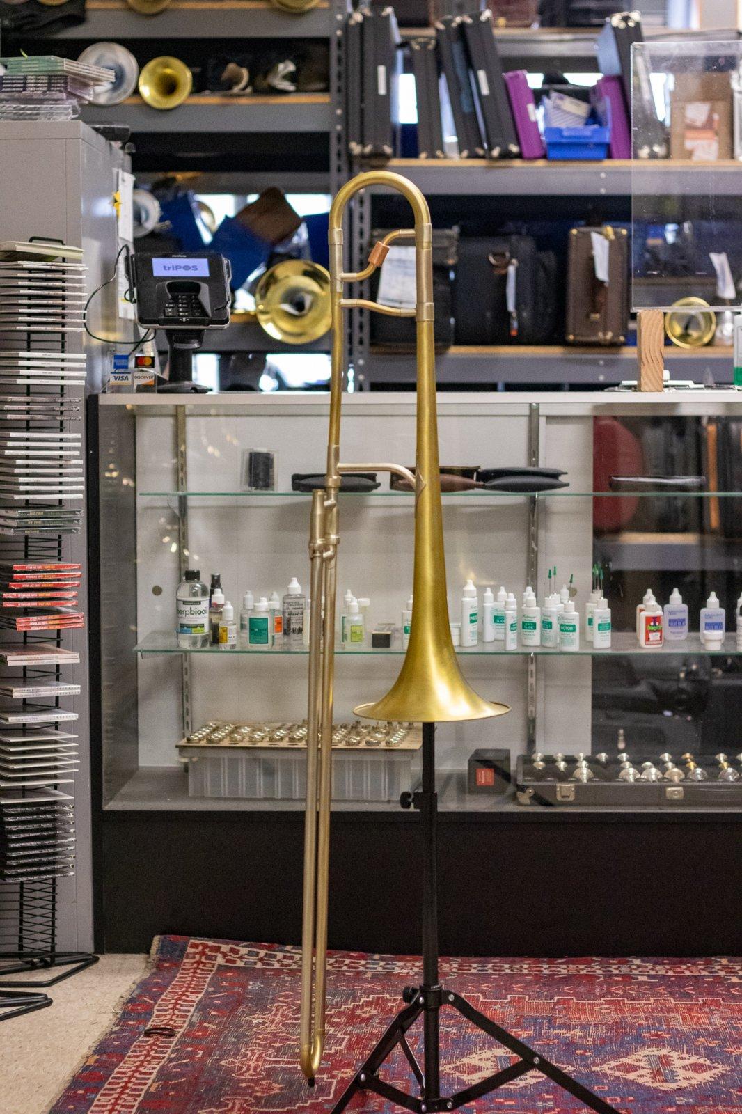 J. Landress Custom Trombone - KG9 - KGJV Collab