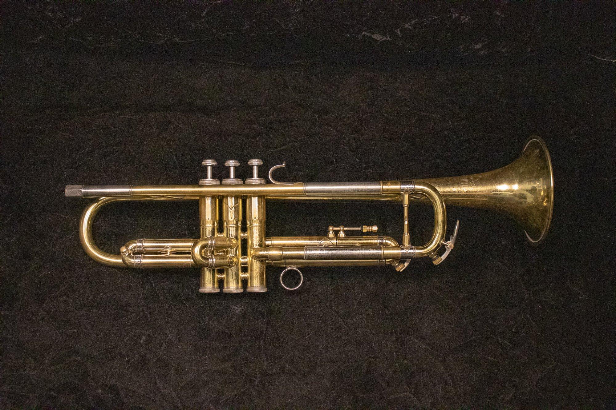 1936 Monopole Trumpet