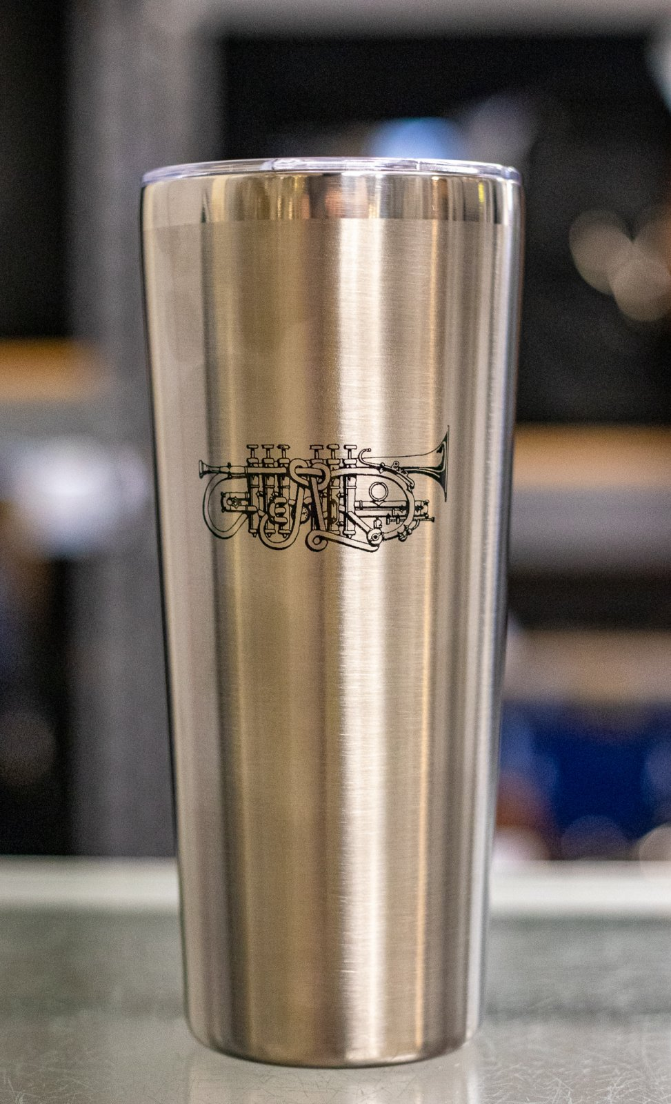 JLB Stainless Steel Travel Mug