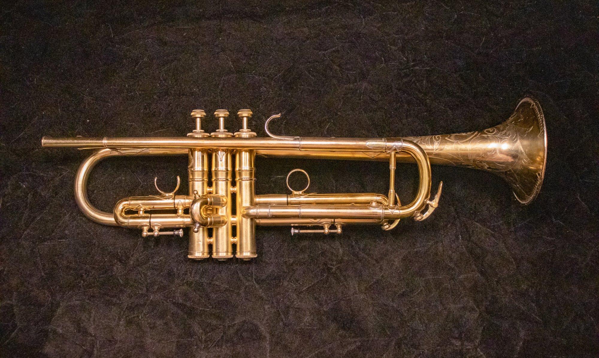 1928 Conn 2B - Gold Plate