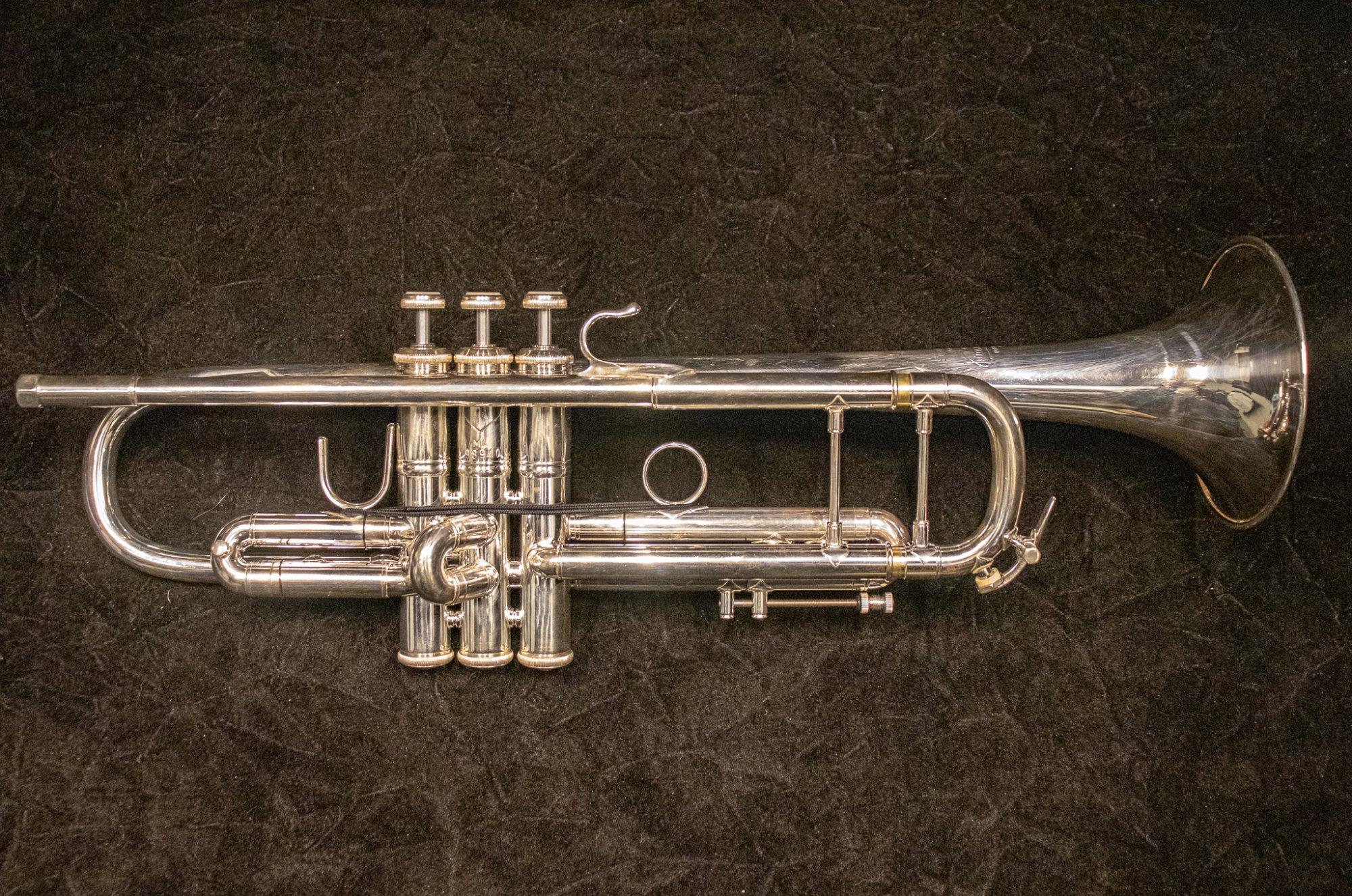 1973 Bach 37 Bb Trumpet
