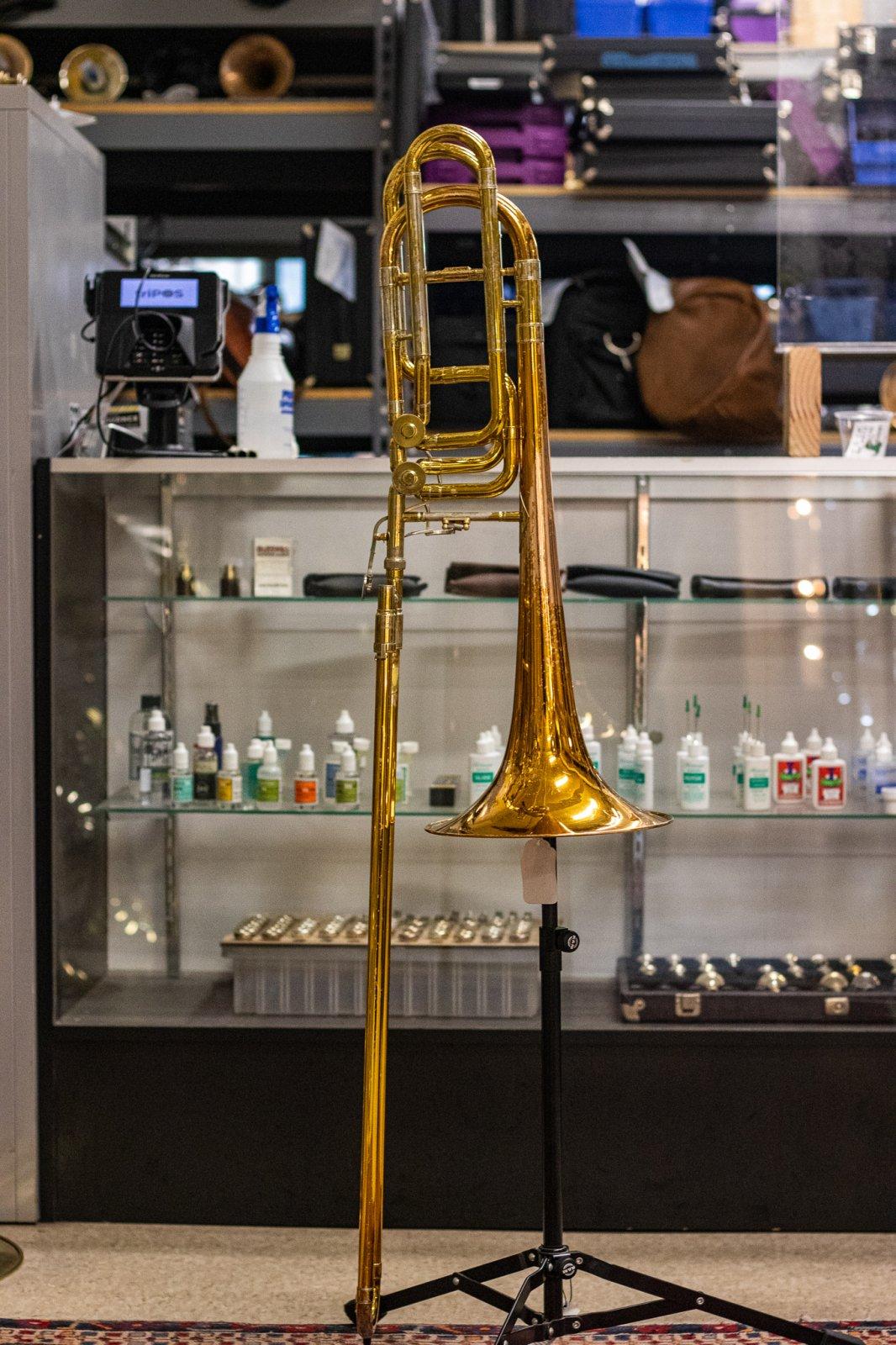 Conn 112H Bass Trombone - Used