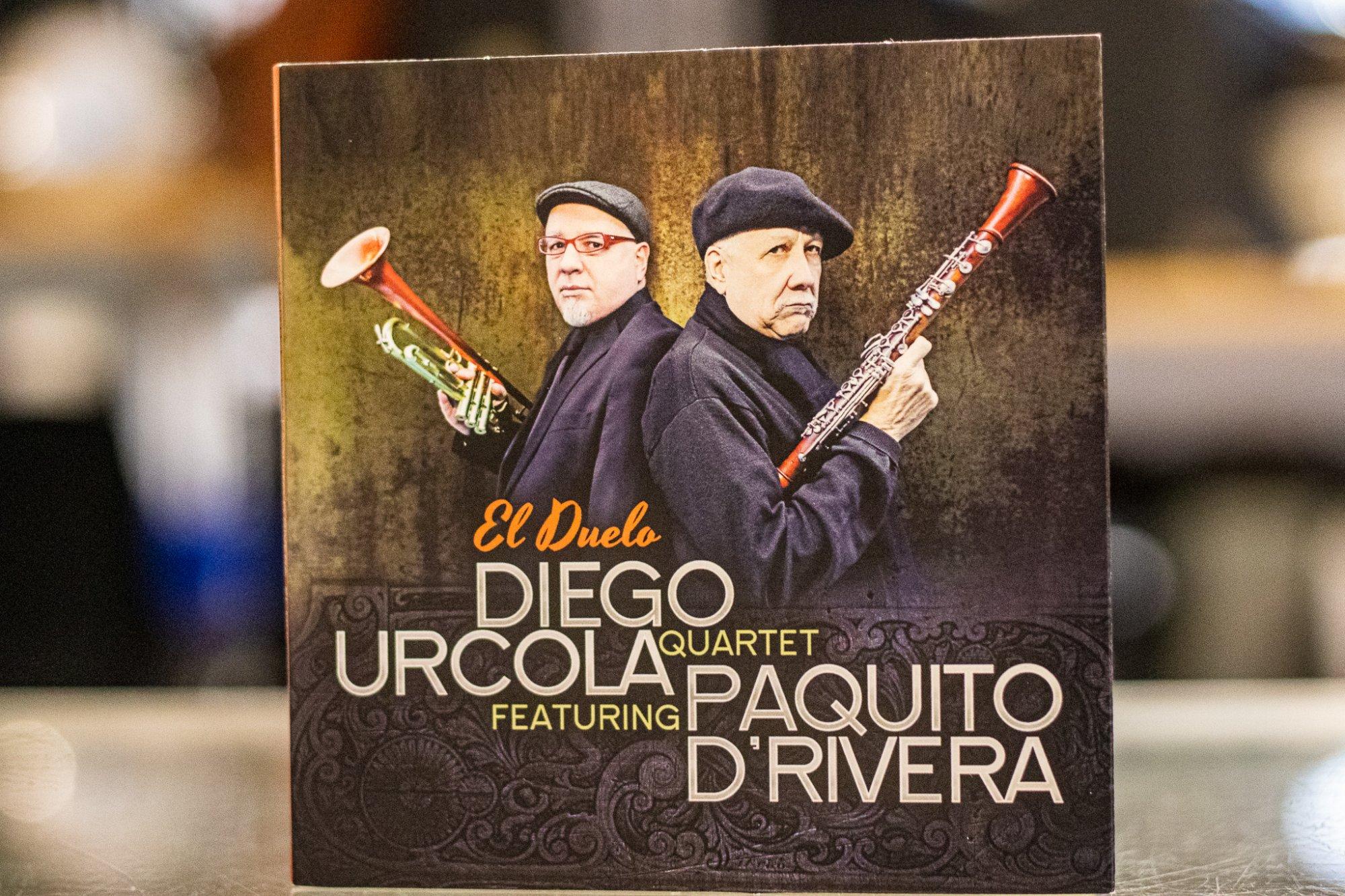 Diego Urcola Quartet featuring Paquito D'Rivera