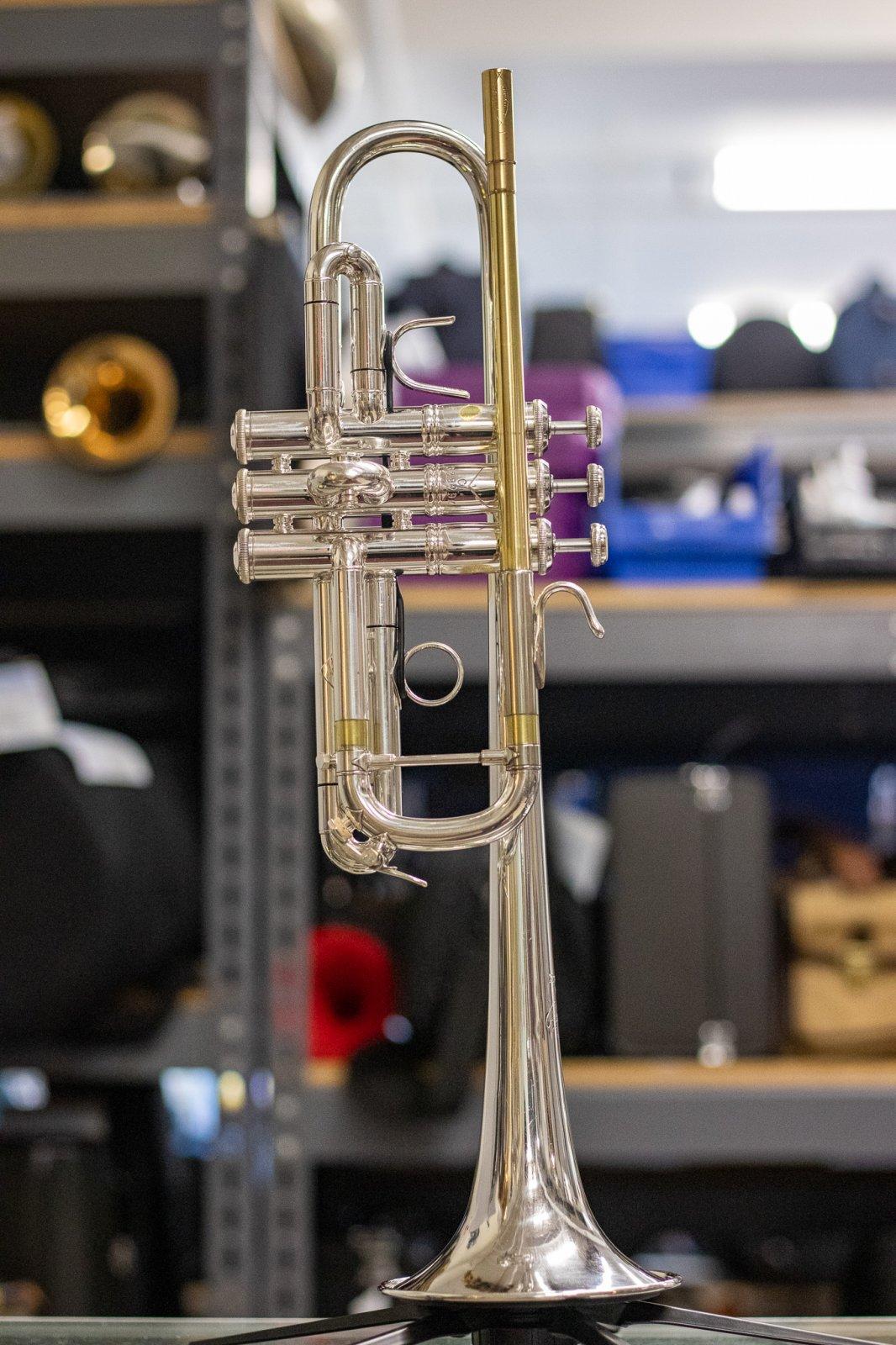 1990 Bach 239GH/ 20X C trumpet