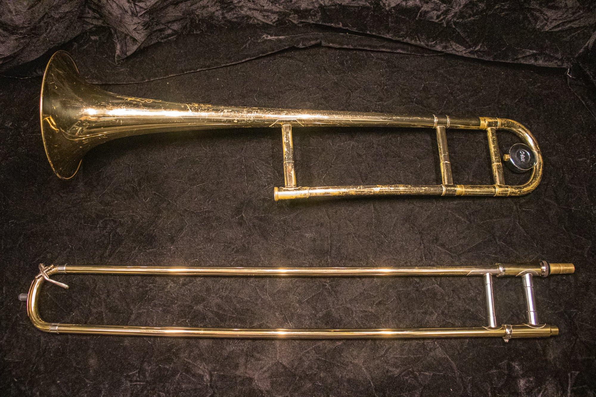 Olds Super Ambassador Trombone