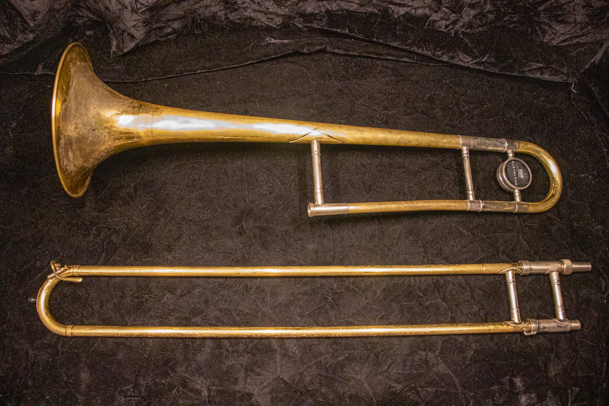 King 606 Cleveland Trombone - Used