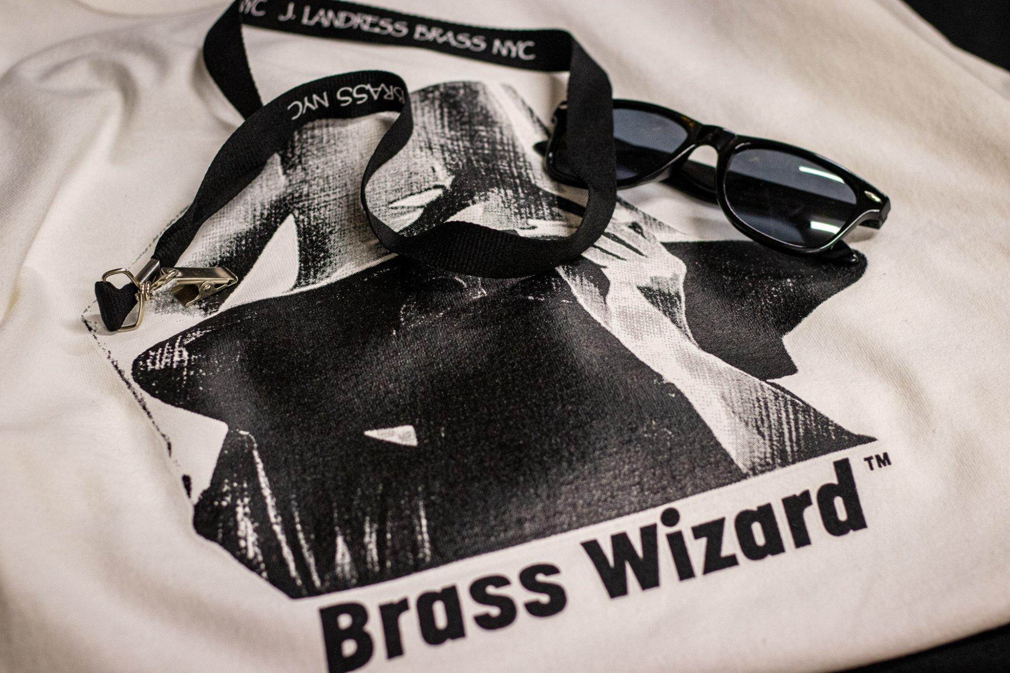 Brass Wizard Champion® Tee