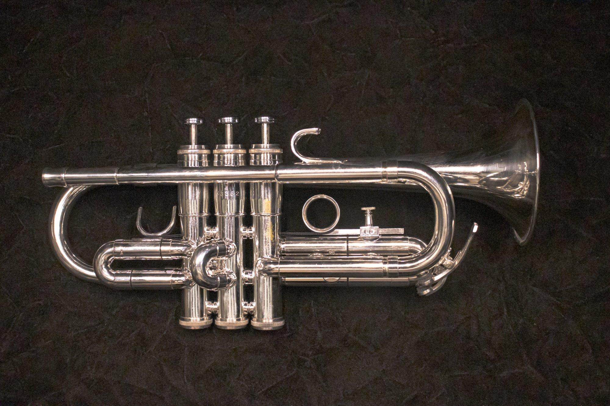 Getzen 300 Series D/Eb Trumpet