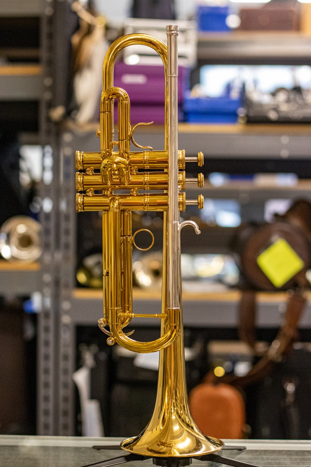 Edwards K22GHT / D4 Trumpet - Used