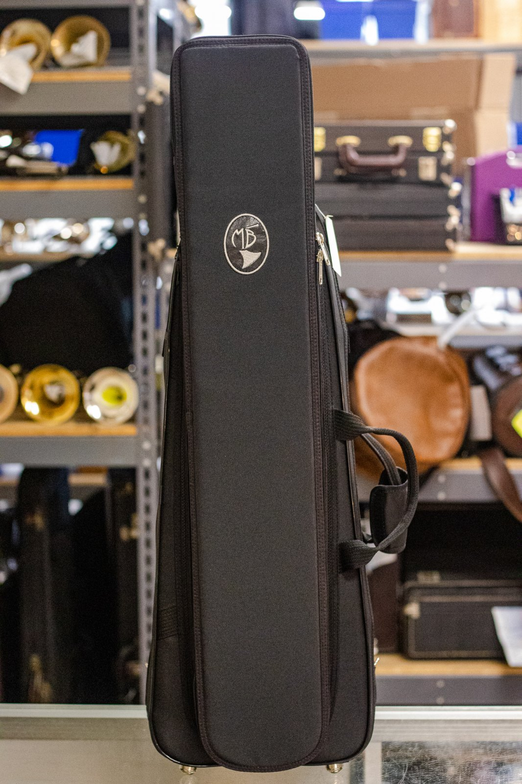 Marcus Bonna - Tenor Trombone Case with Detachable Bell and Slide