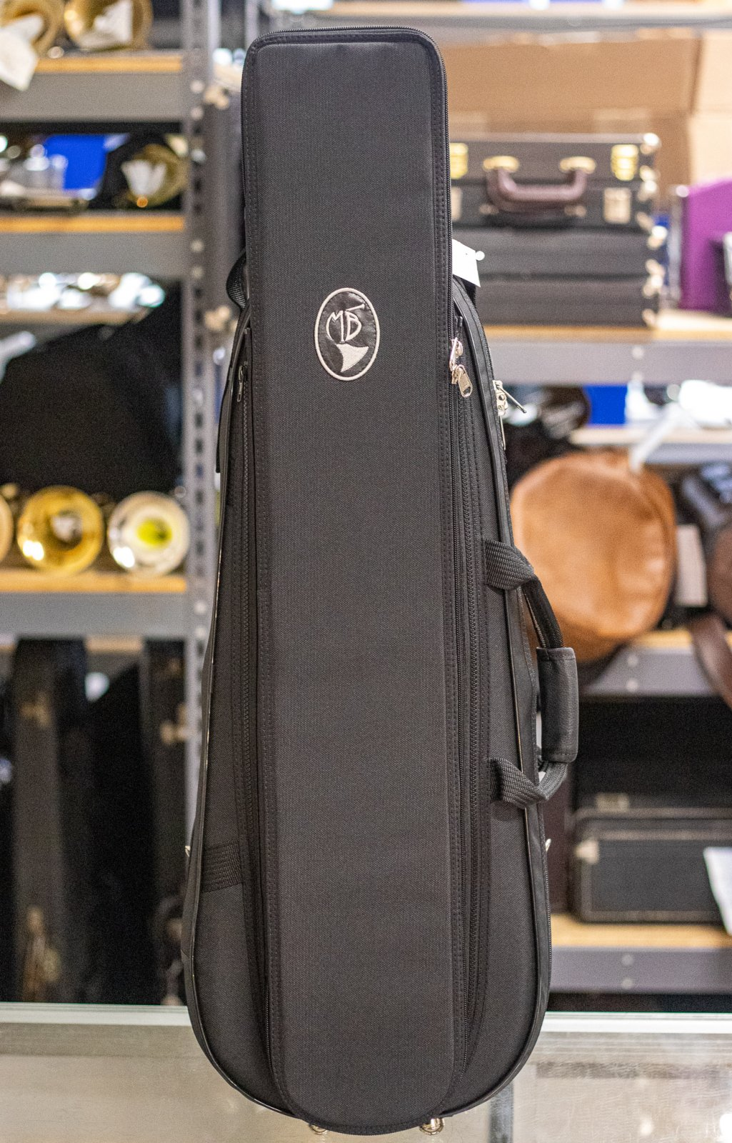 Marcus Bonna - Bass Trombone Case with Detachable Bell and Slide