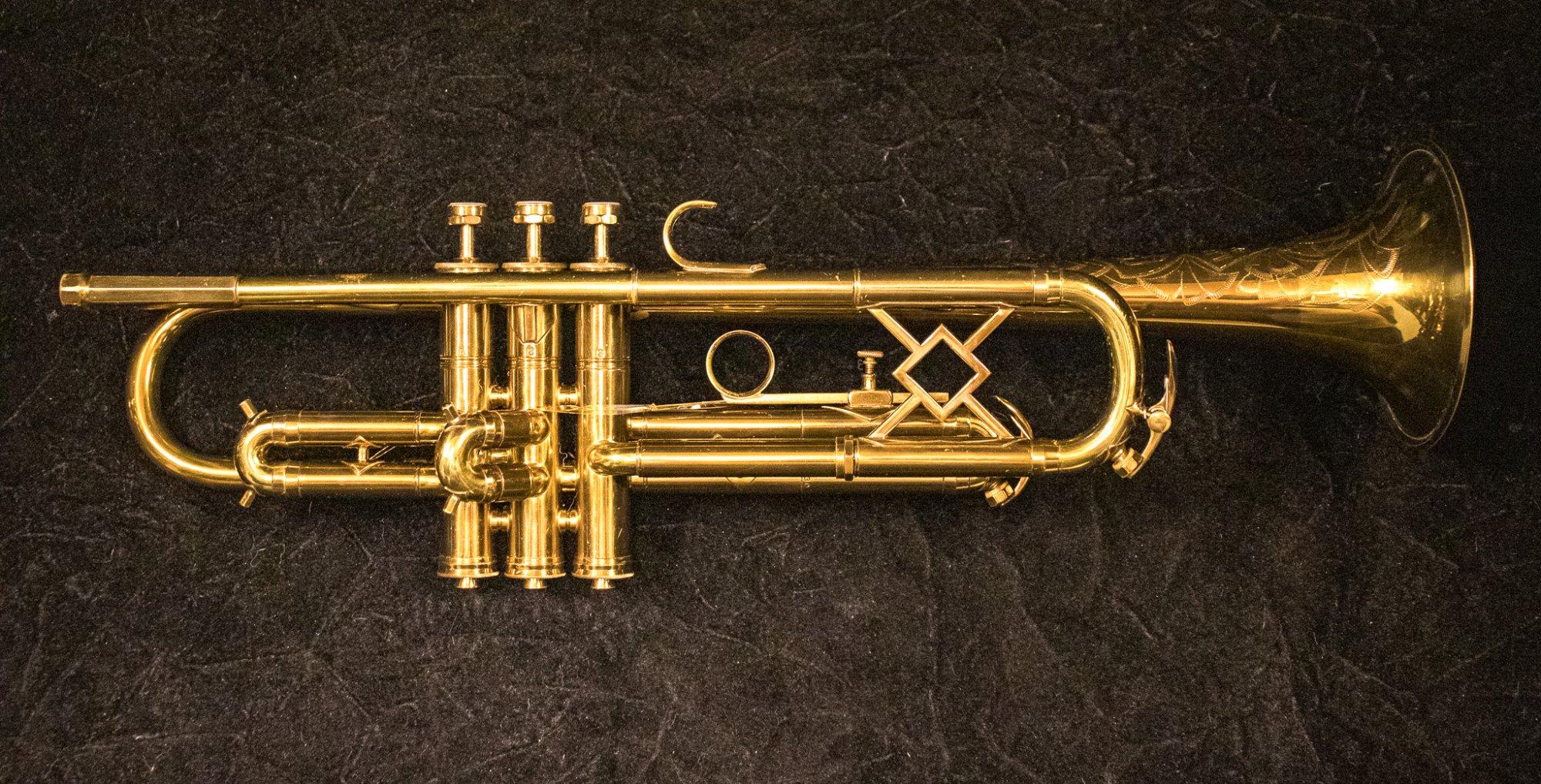 1942 King Liberty II Trumpet