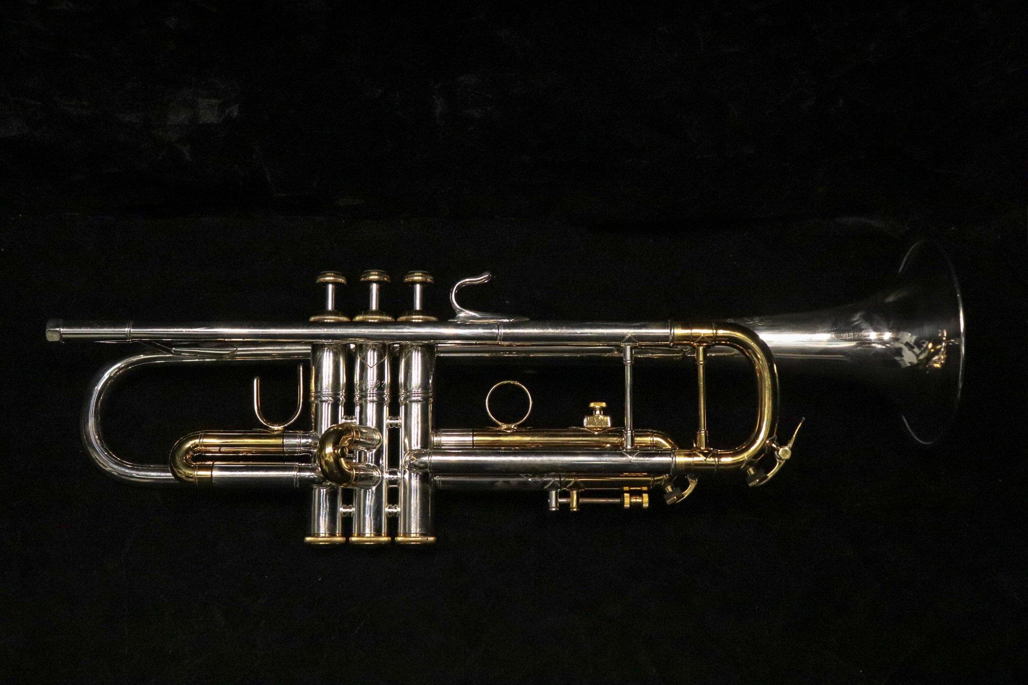 1990 Bach Custom 72