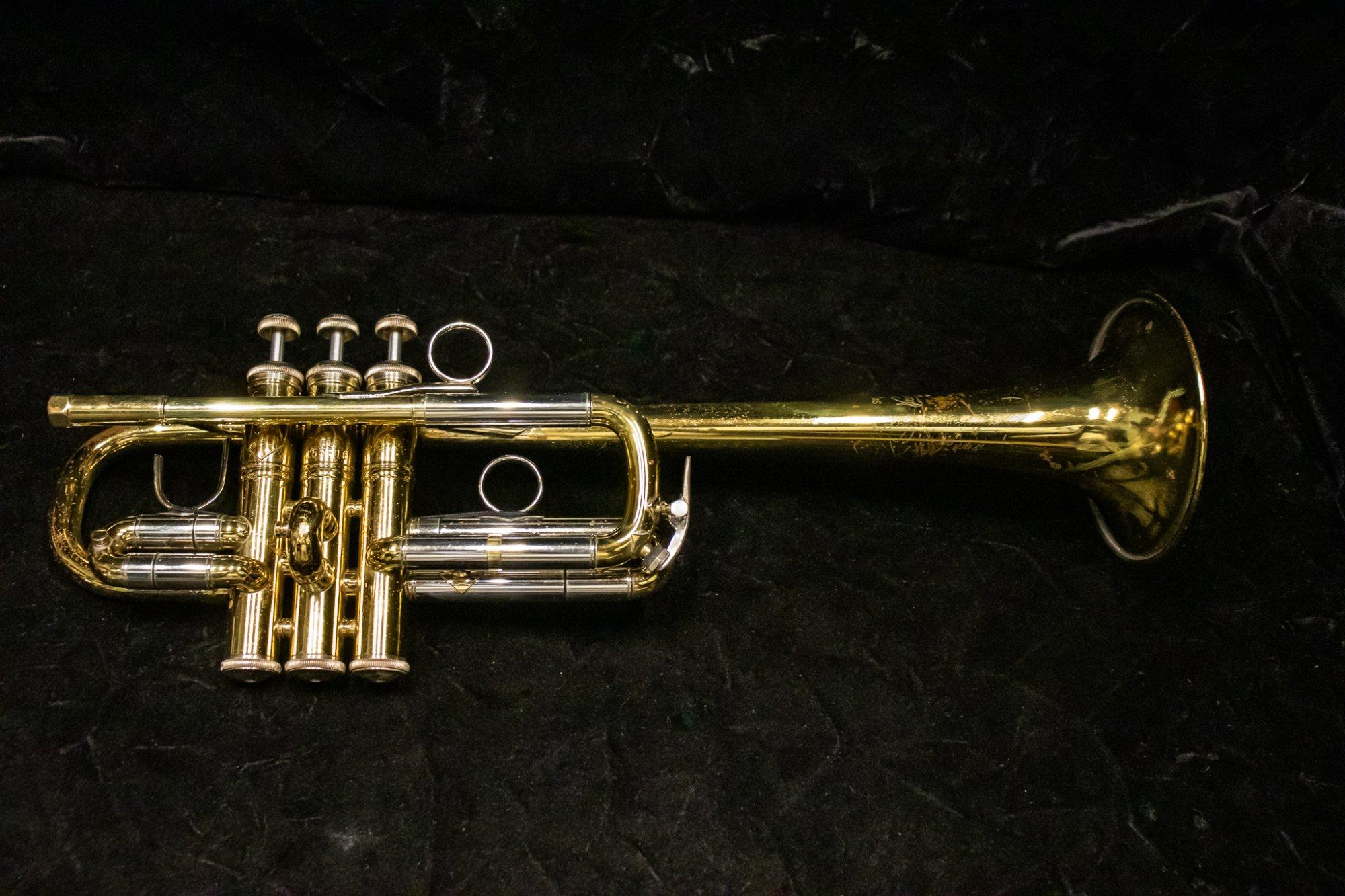 1978 Bach 239 D Trumpet