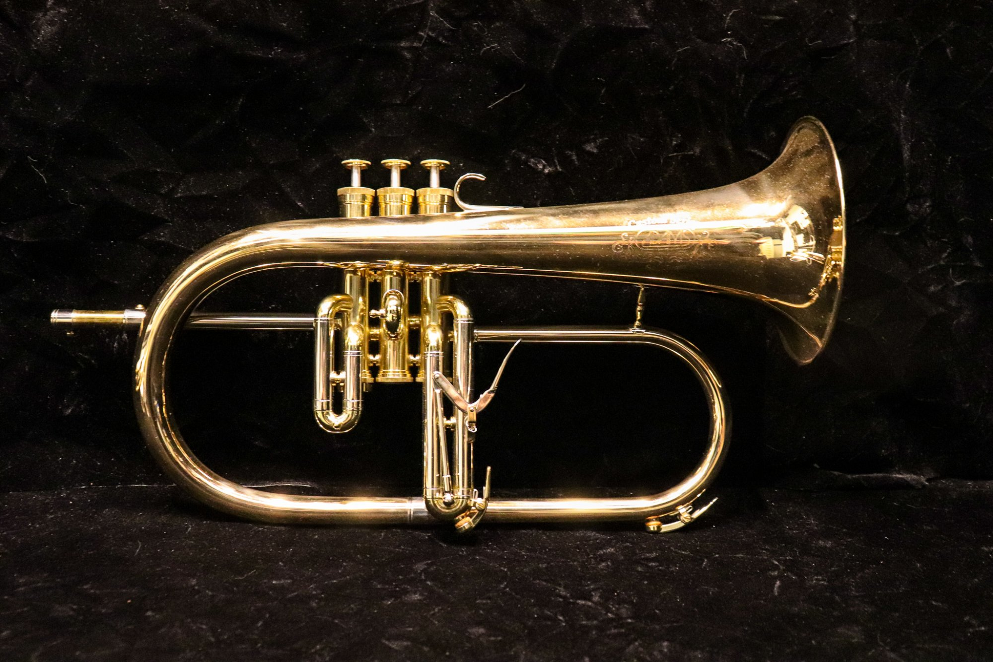 Adams F1 Flugel Gold Brass