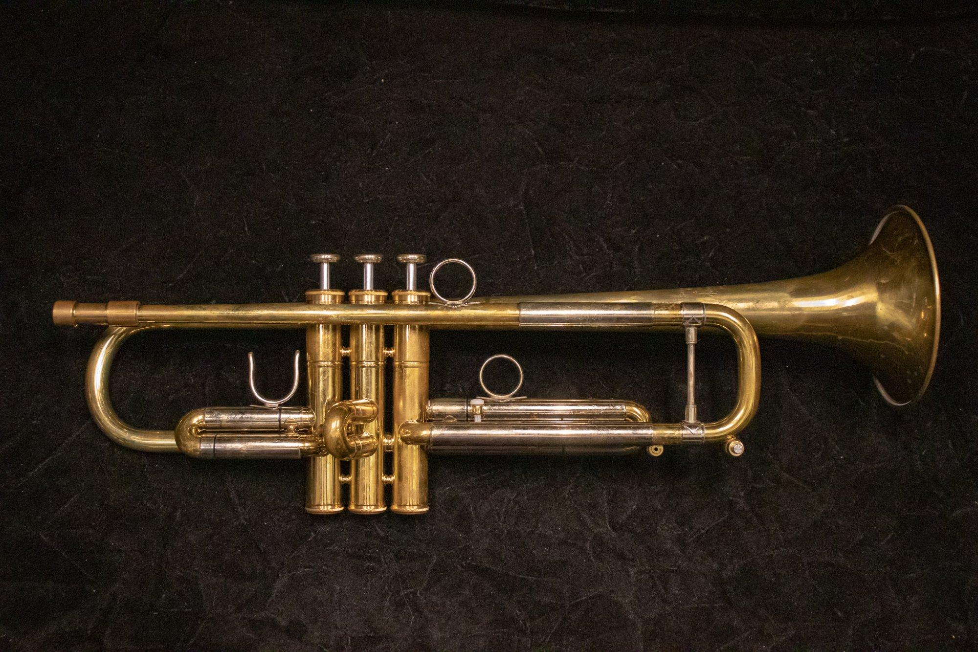 Jaeger - New York Bb Trumpet