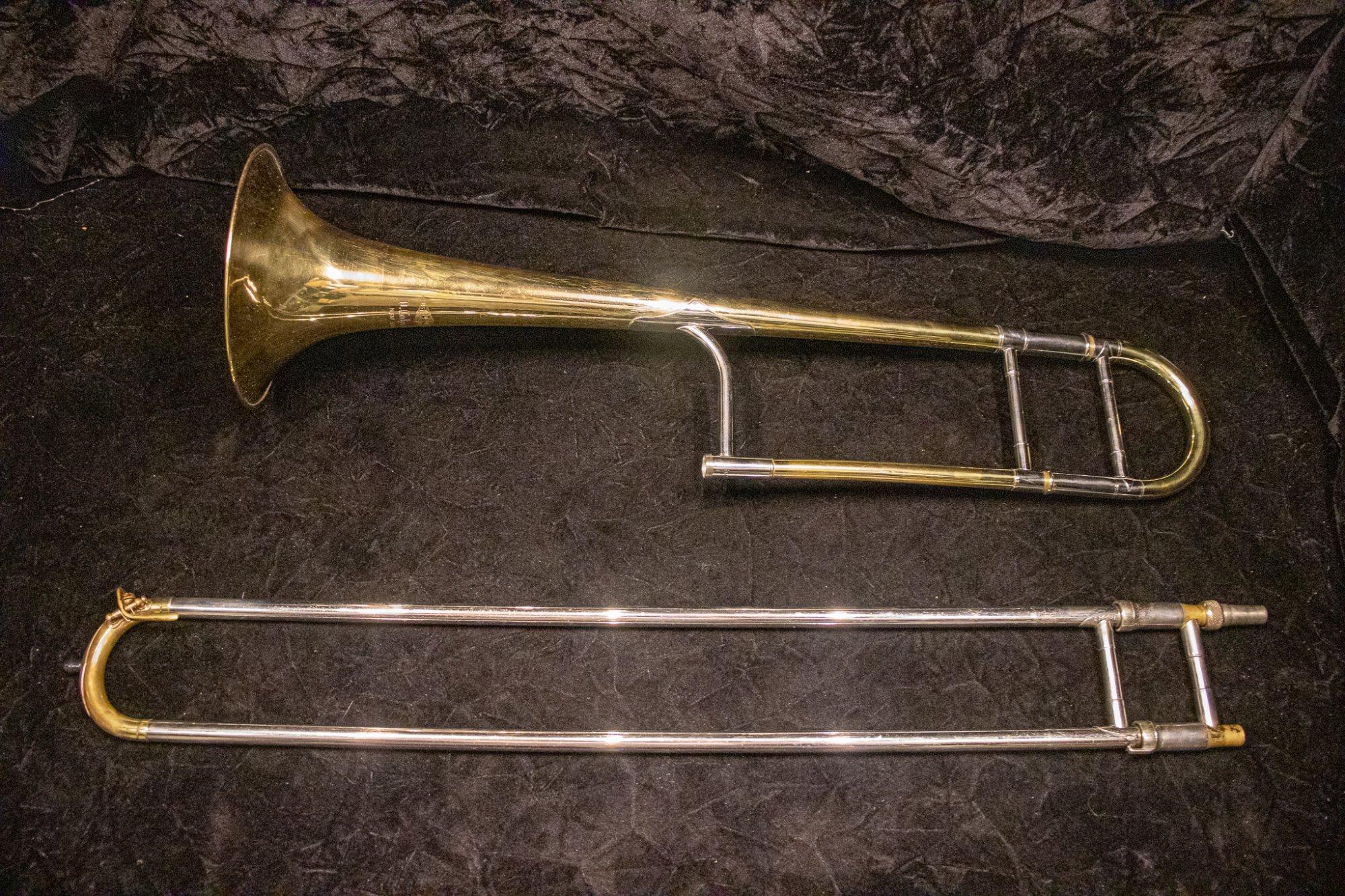 Calicchio Superior Trombone - 1930's Vintage