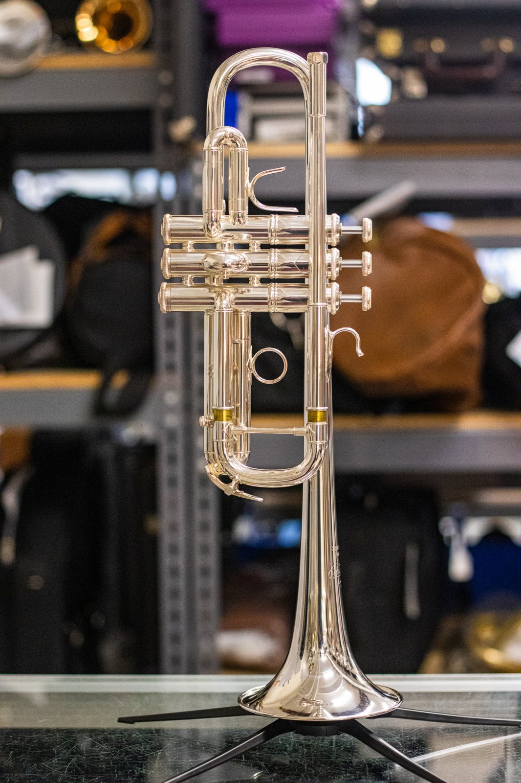 Bach C190 229-25M Michael Sachs Stradivarius C Trumpet - DEMO
