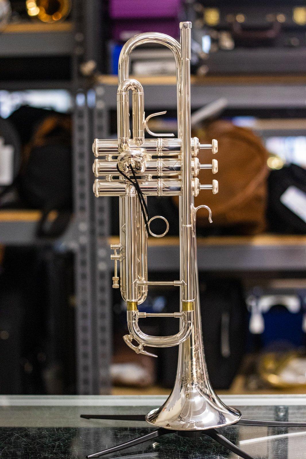 Bach 190S37 Stradivarius 50th Anniversary Bb Trumpet - DEMO