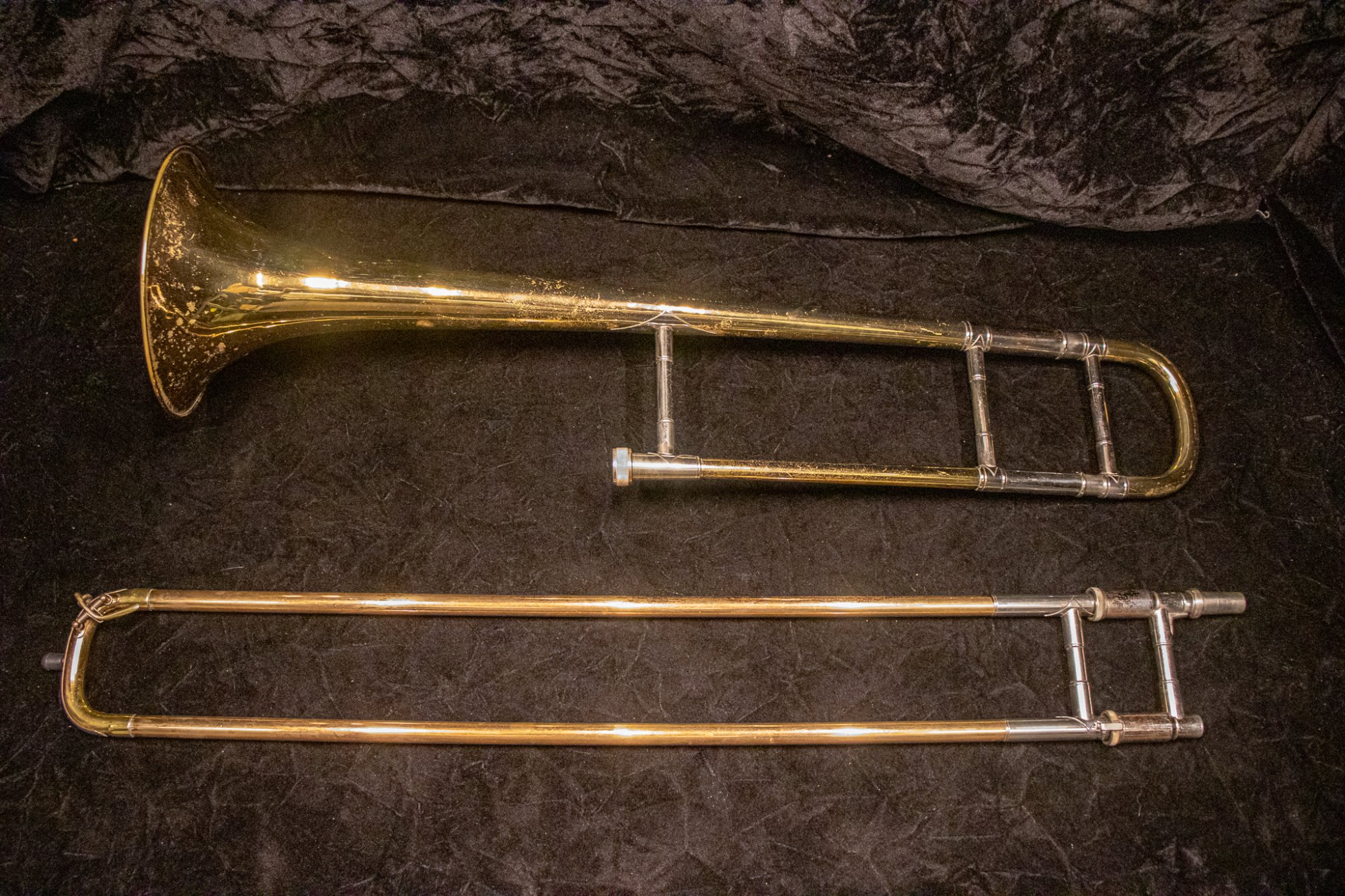 1939 Bach Model 6iv - Bones Malone Collection