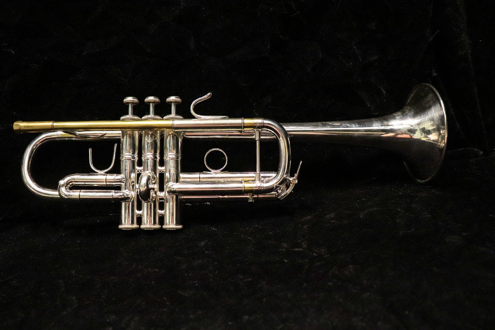 1998 Bach 229/25H C Trumpet