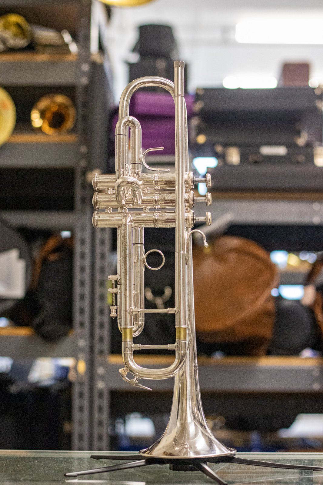 1972 Bach 37S Trumpet - Used