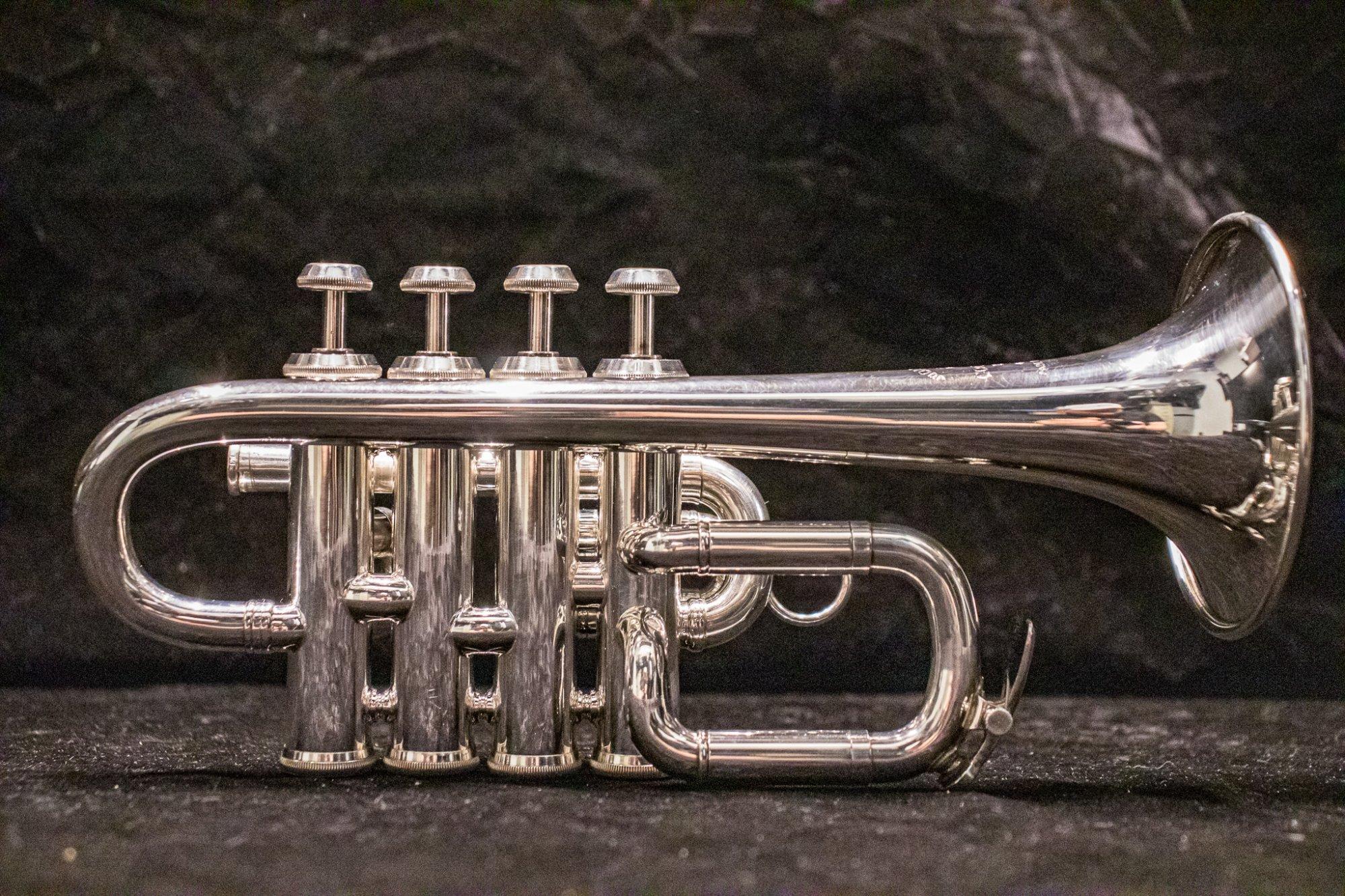 1950 Couesnon Monopole - Piccolo Trumpet