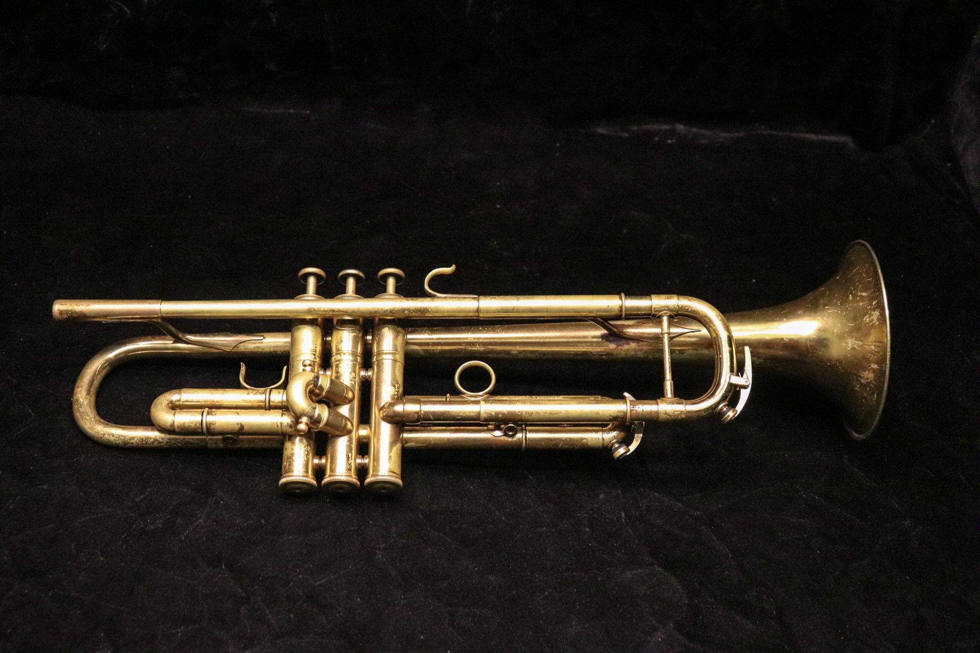 1967 Calicchio 2s/1 Bb Trumpet