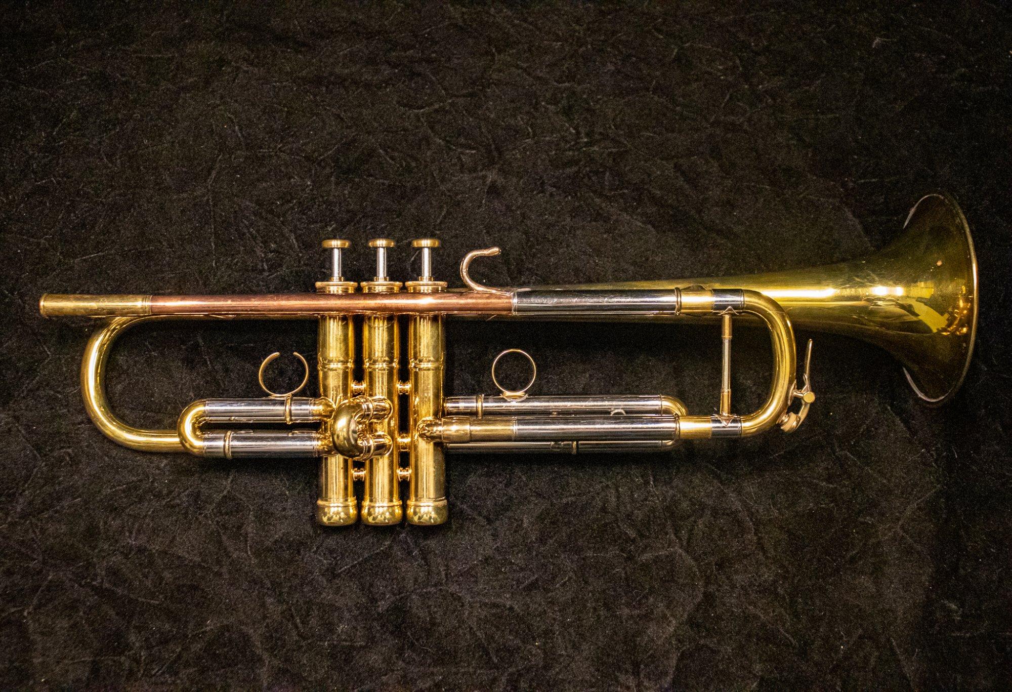J. Landress Custom Trumpet