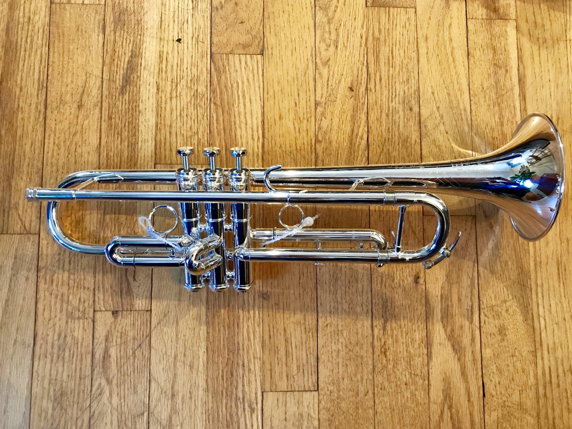 Getzen Eterna Deluxe - Bb Trumpet