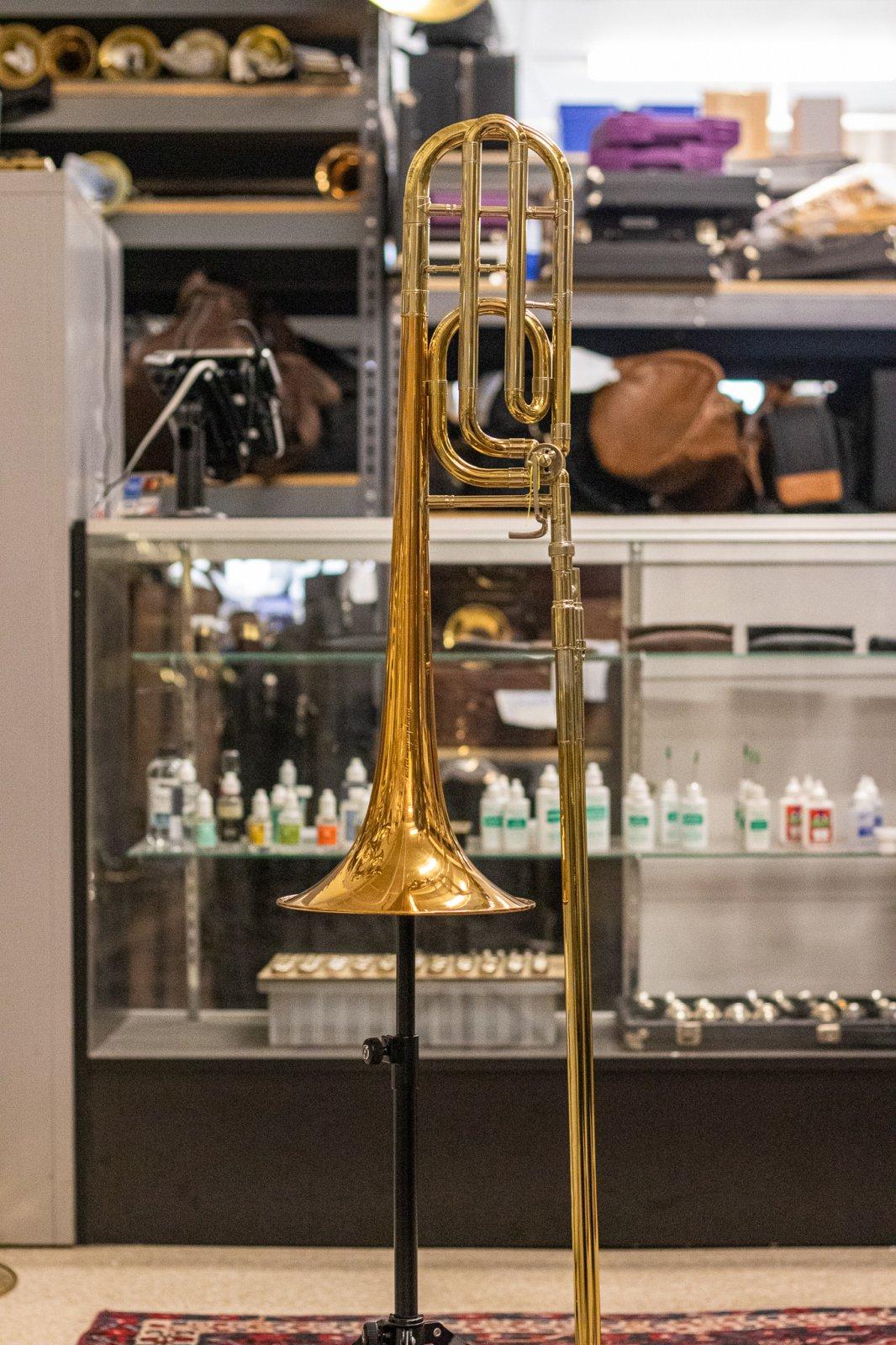 1990 Conn 88H Tenor Trombone - Used