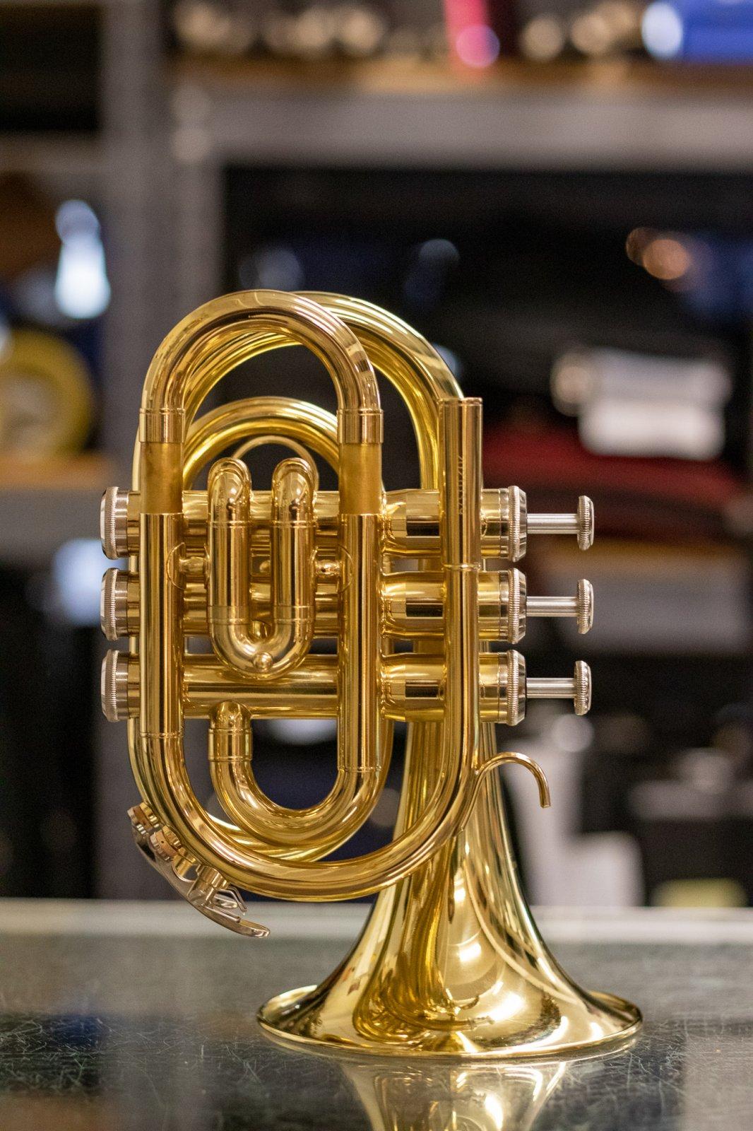 Midtown Brass - Big Bell Pocket Trumpet