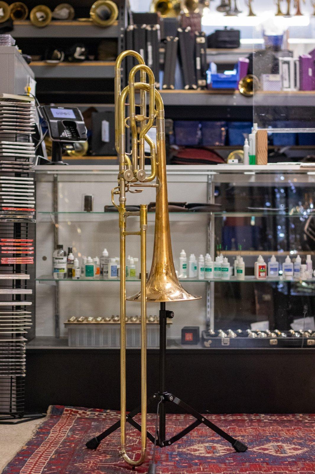 Minick Custom Bass Trombone - Used