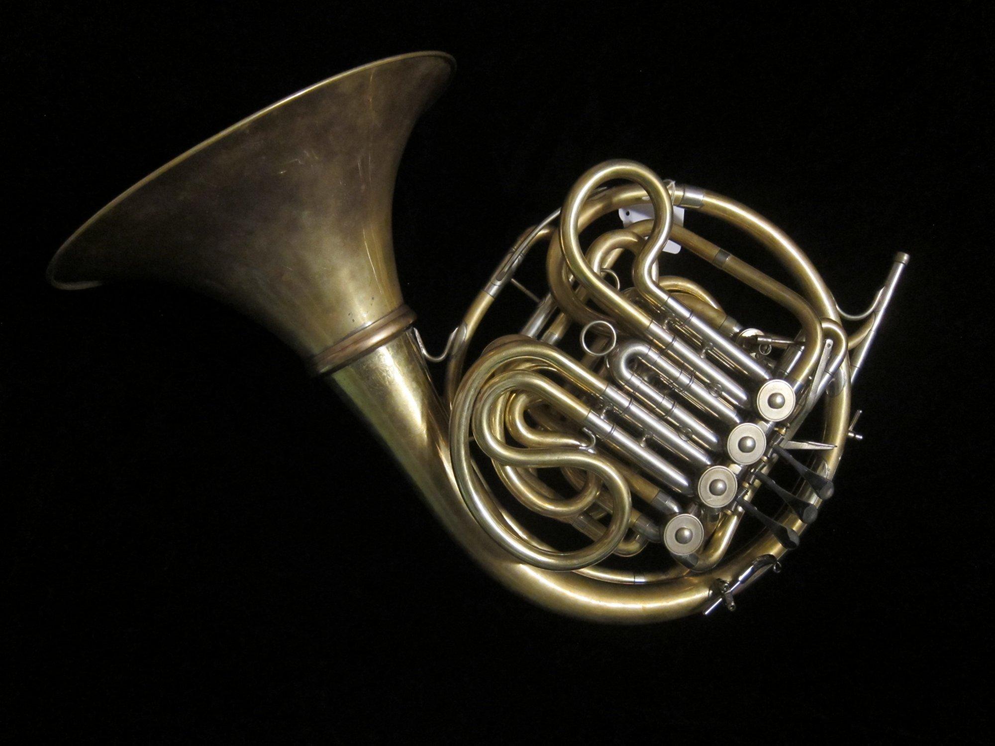 Paxman 70L Triple Horn