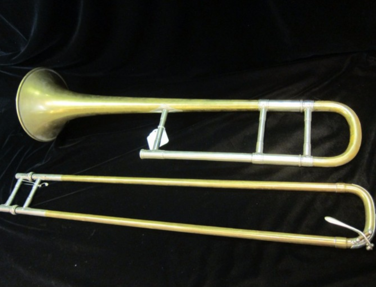 1932 BACH STRADIVARIUS MODEL 401