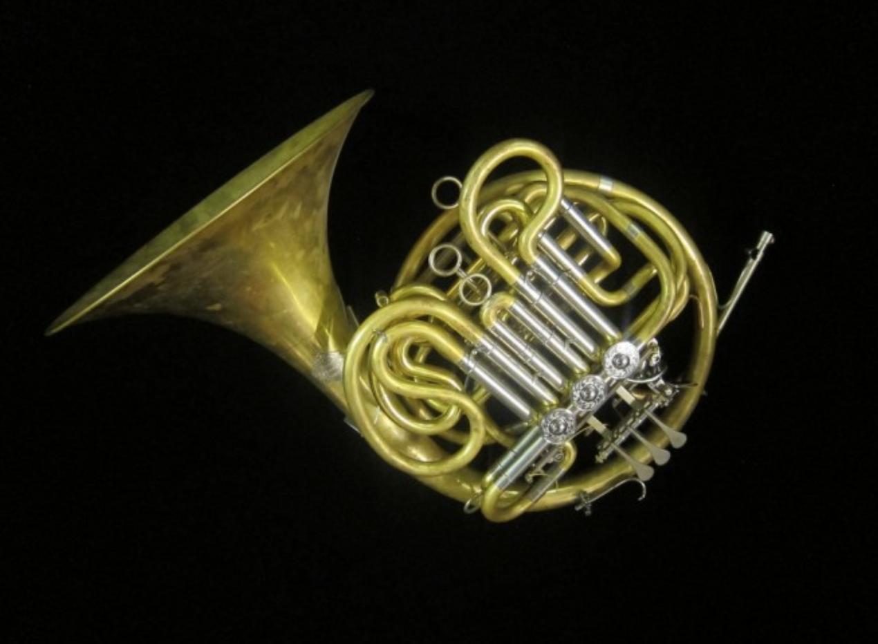 Alexander 310 Triple Horn