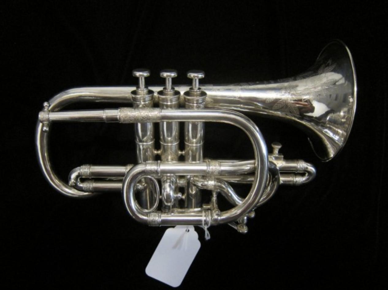1880s Slater Cornet