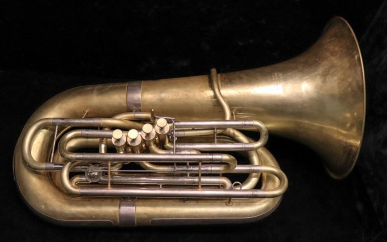 Miraphone E CC 1291 5 Valve Tuba