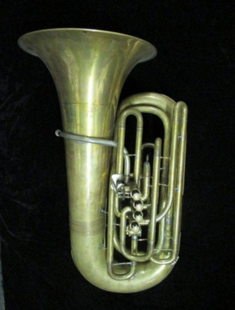 Prototype 4/4 Adams C Tuba