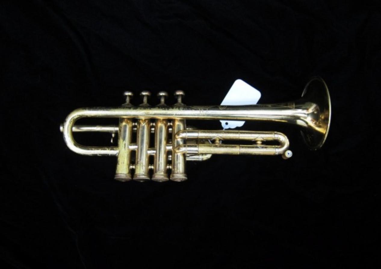 1971 Selmer F/G Trumpet