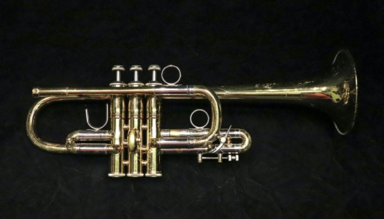 1976 Bach 236 D Trumpet